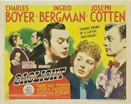 Gaslight - Movie Poster