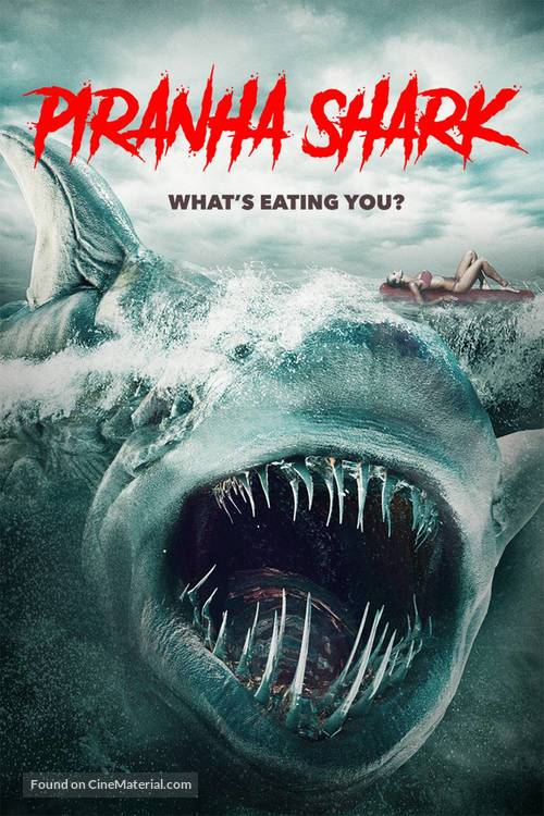 Piranha Sharks - Movie Poster