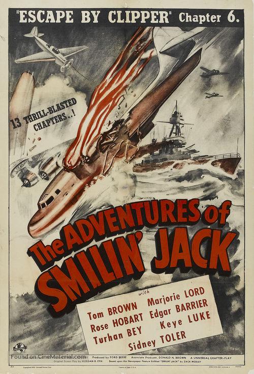 Adventures of Smilin' Jack - Movie Poster