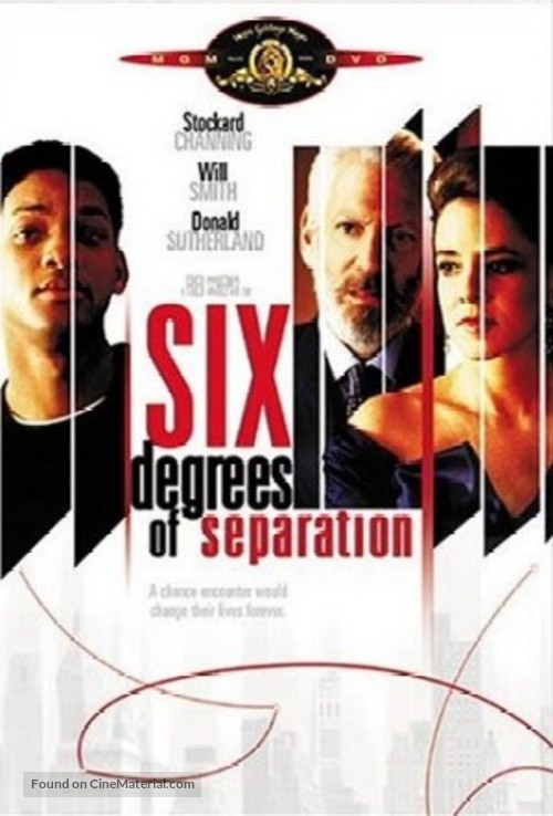 6 degrees of separation essay Psychology essays: extra credit on the film six degrees of separation.