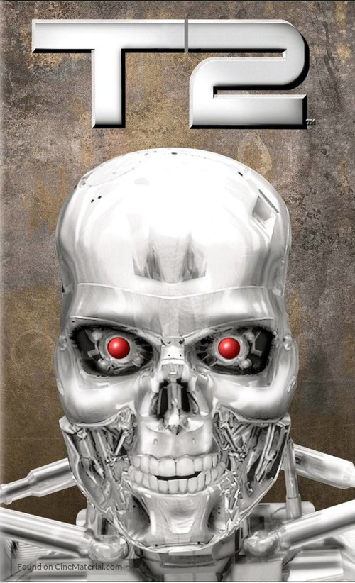 Terminator 2: Judgment Day - Movie Cover