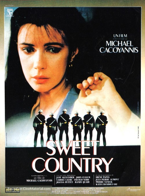 Sweet Country - French Movie Poster