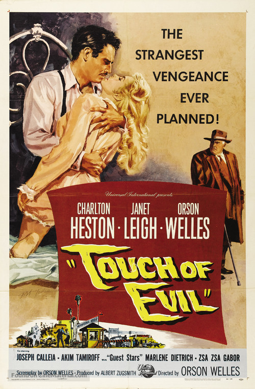 Touch of Evil - Movie Poster