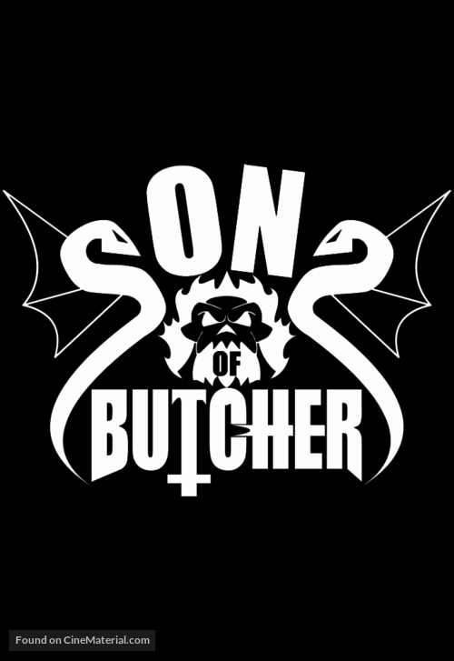 """""""Sons of Butcher"""" - Canadian Logo"""