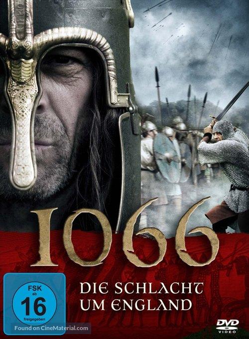 """1066"" - German DVD movie cover"