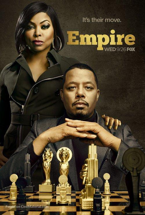 """Empire"" - Movie Poster"