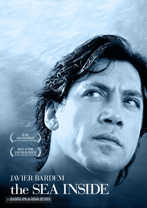 Mar adentro - DVD movie cover