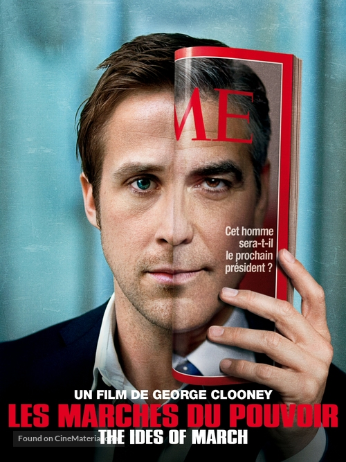 The Ides of March - Swiss Movie Poster