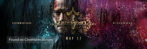 John Wick: Chapter 3 - Parabellum - Movie Poster