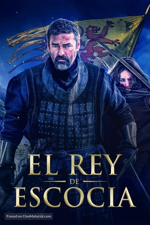 Robert the Bruce - Spanish Movie Cover