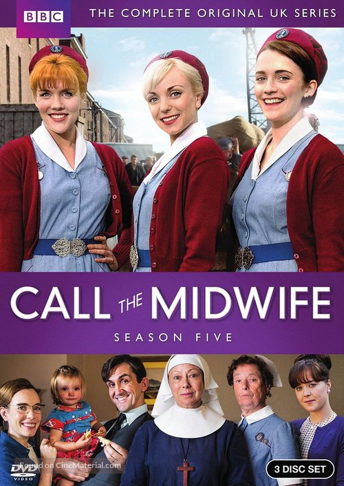 """""""Call the Midwife"""" - Movie Cover"""