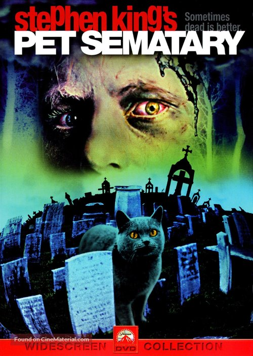 "001 Pet Sematary Cat Horror Mystery Thriller Movie 24/""x32/"" Poster"