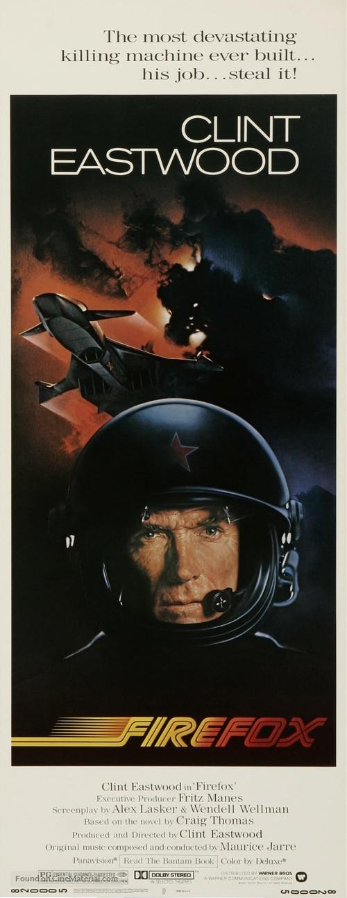 Firefox - Movie Poster