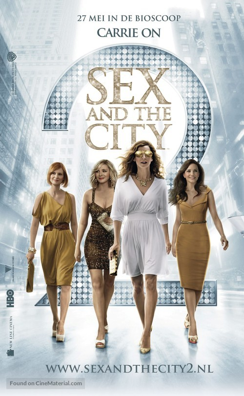Sex and the city memorobilia