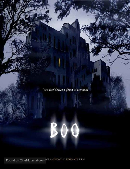 Boo - Movie Poster