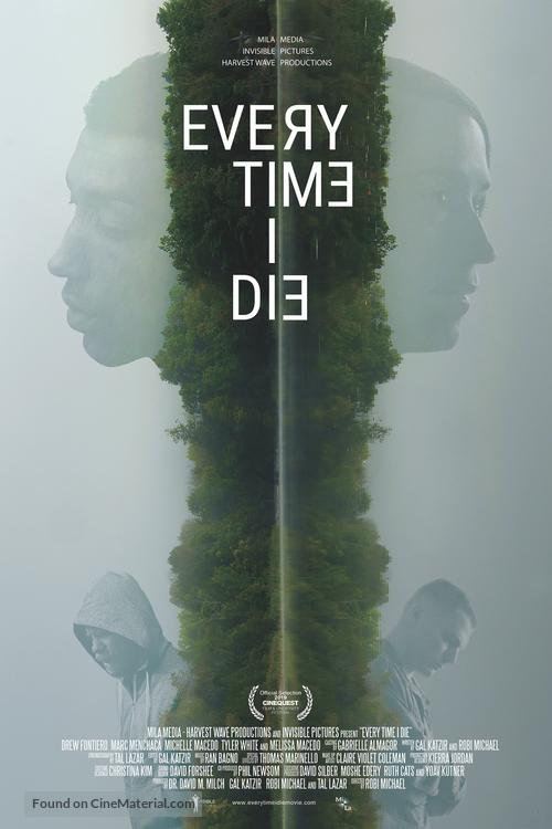 Every Time I Die - Movie Poster