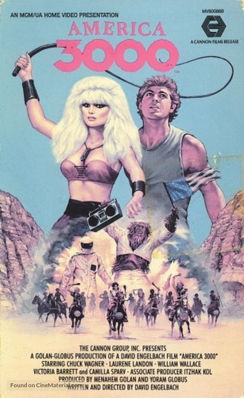 America 3000 - Movie Cover
