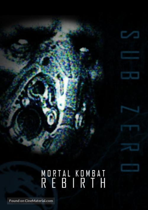 Mortal Kombat: Rebirth - Movie Poster