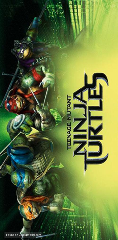 Teenage Mutant Ninja Turtles - poster