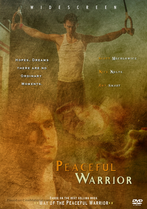 Peaceful Warrior - Movie Cover