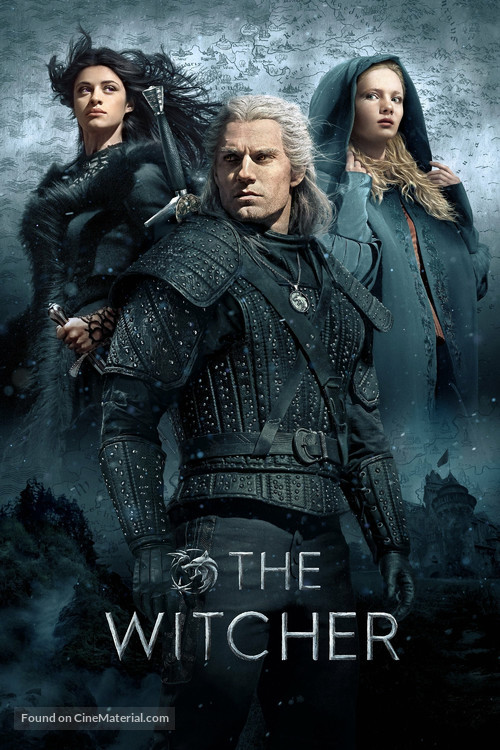 """""""The Witcher"""" - poster"""