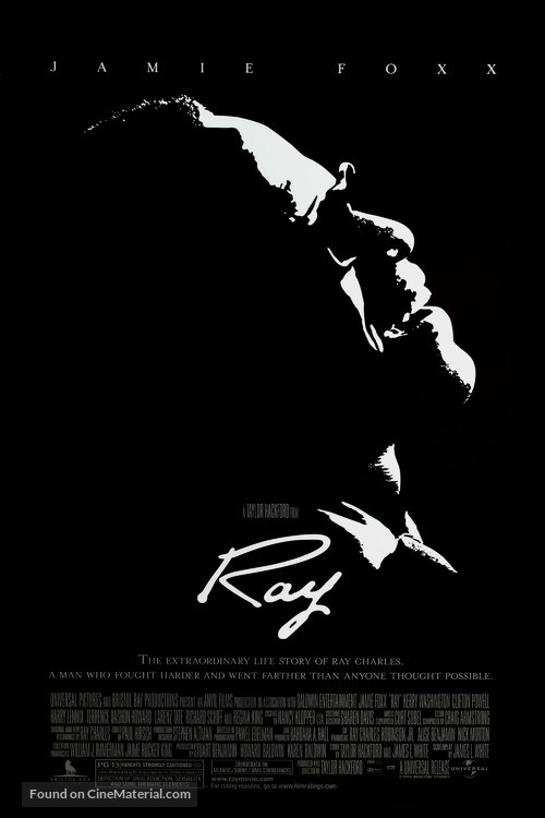 Ray - Movie Poster