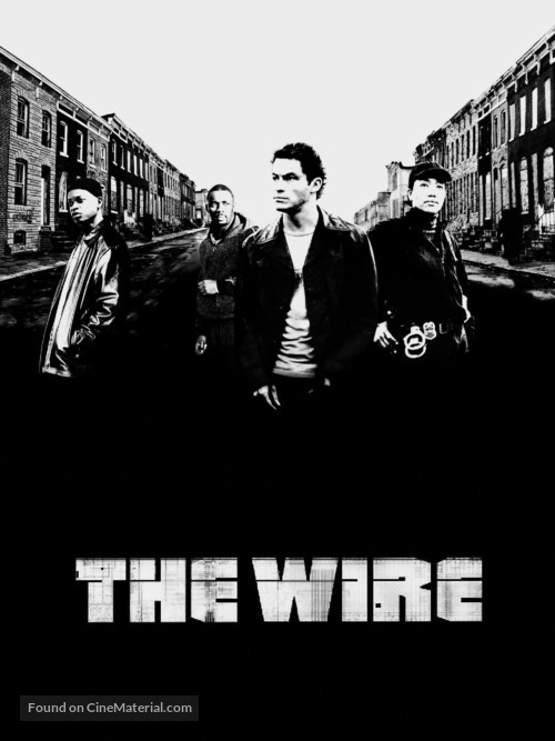 """The Wire"" - Movie Poster"