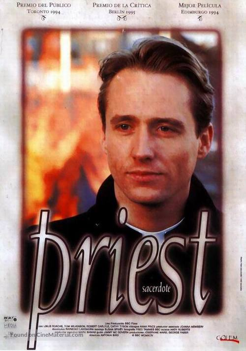 Priest - French Movie Poster