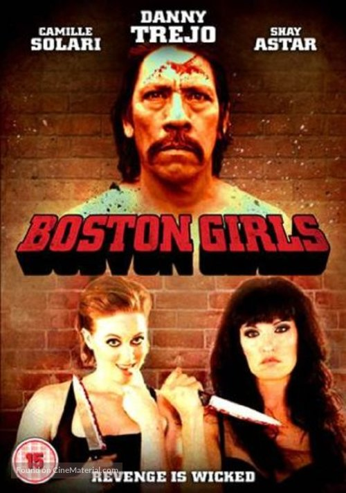 Boston Girls - DVD cover