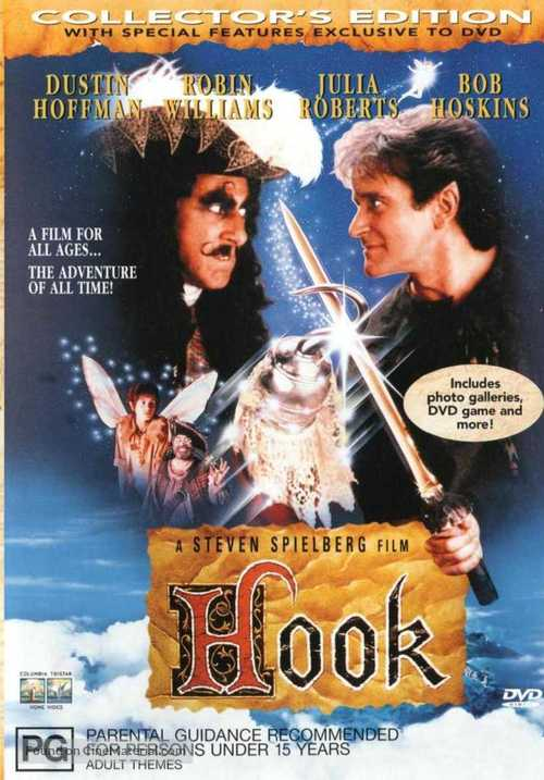 Hook - Australian Movie Cover