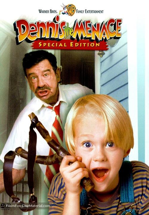 Dennis the Menace - DVD movie cover
