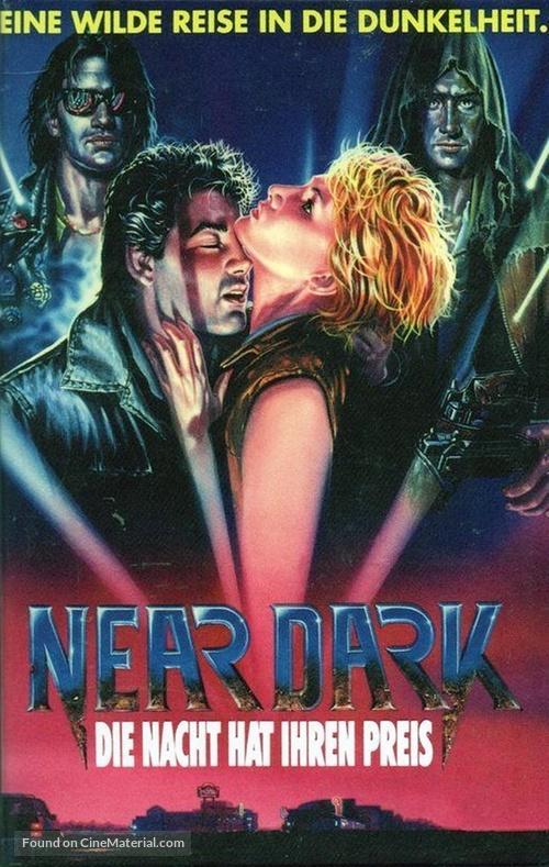 Near Dark - German DVD movie cover