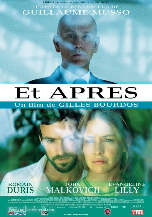 Afterwards - Belgian Movie Poster