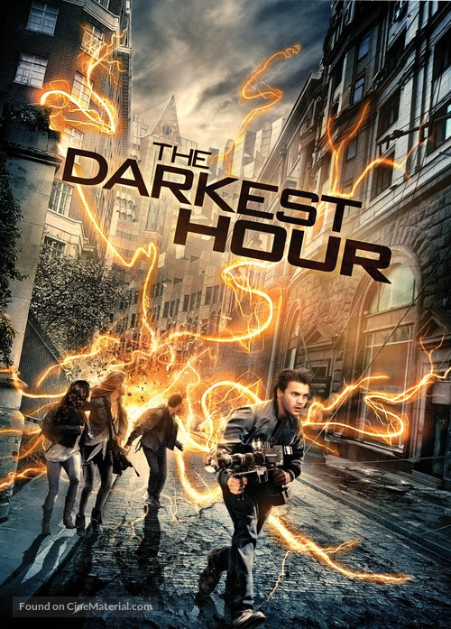 The Darkest Hour - DVD cover