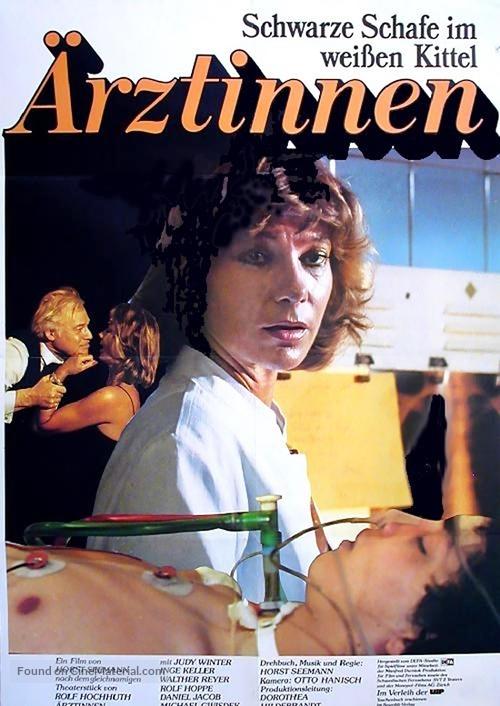 Ärztinnen - German Movie Poster