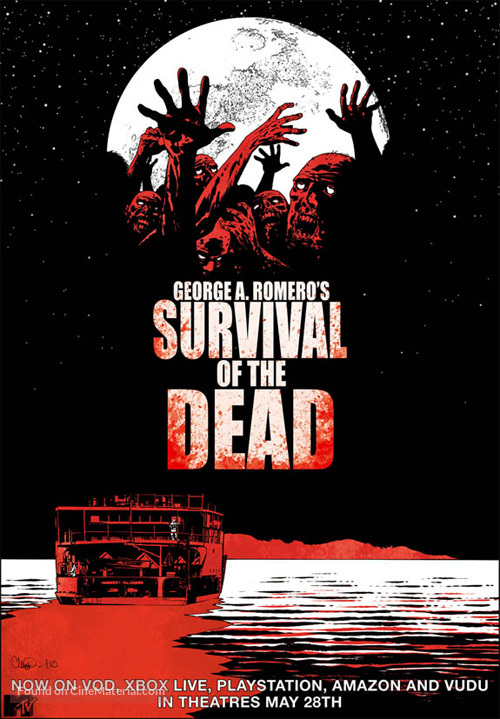 Survival of the Dead - Movie Poster