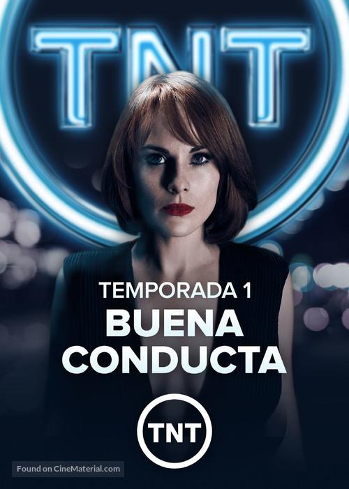"""Good Behavior"" - Spanish Movie Poster"