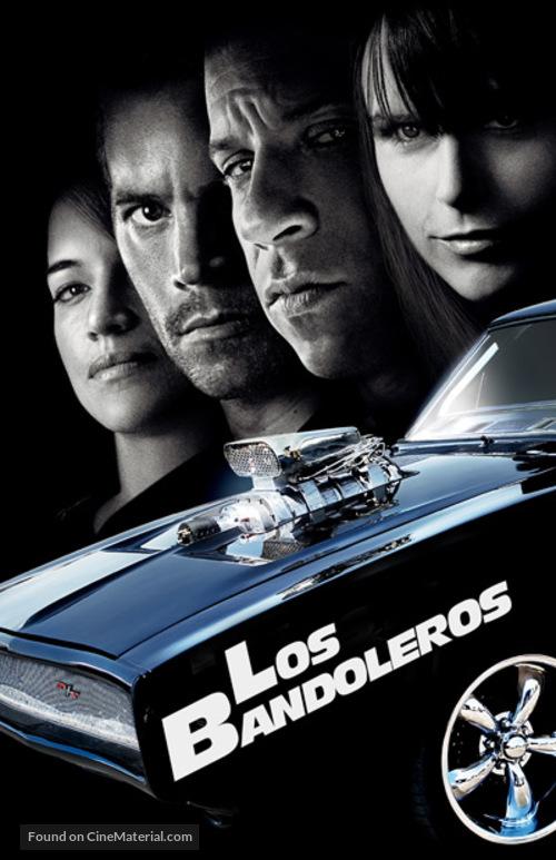 Los Bandoleros - Movie Poster