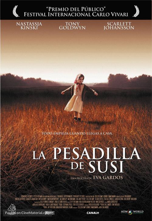 An American Rhapsody - Spanish Movie Poster