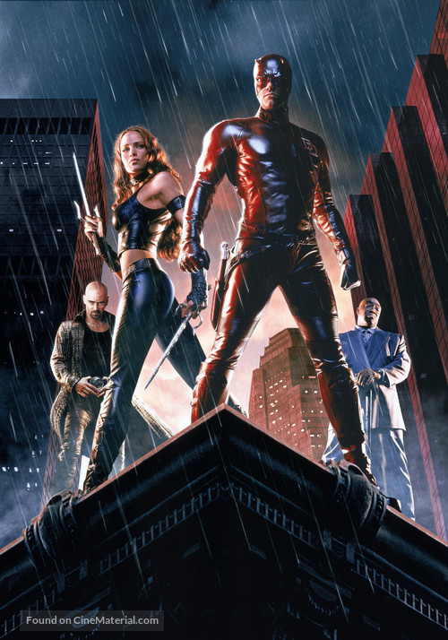 Daredevil - Key art