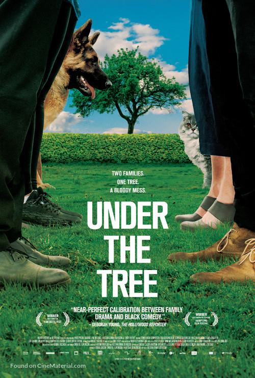 Undir trénu - Movie Poster