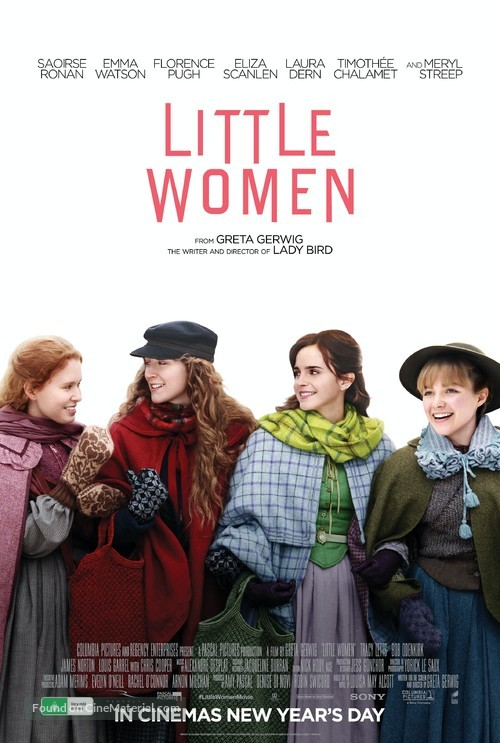 Little Women - Australian Movie Poster