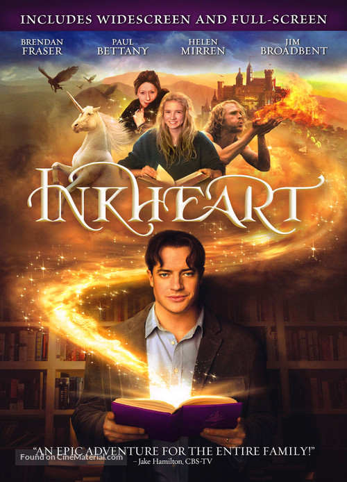Inkheart - Movie Cover