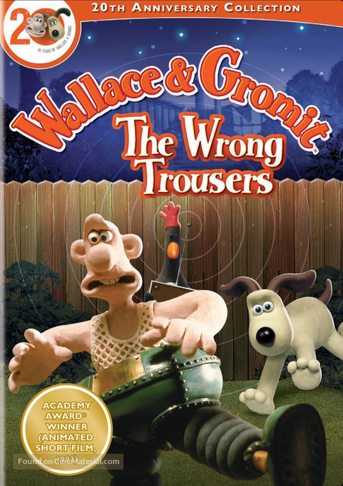The Wrong Trousers - Movie Cover
