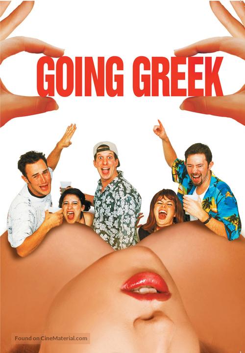 Going Greek - Movie Poster