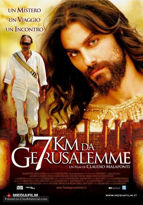 7 km da Gerusalemme - Italian poster