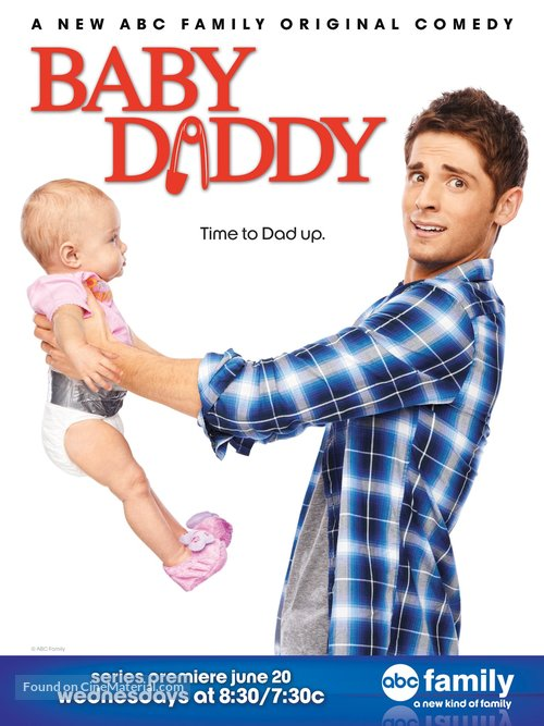 """""""Baby Daddy"""" - Movie Poster"""