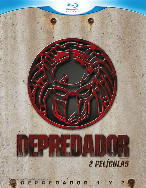 Predator - Spanish Movie Cover