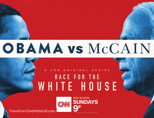 Race for the White House - Movie Poster