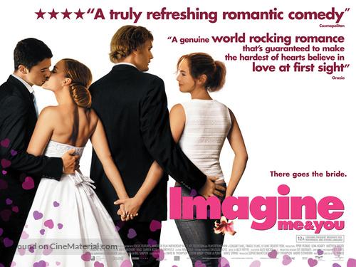 Imagine Me & You - British Movie Poster